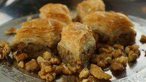 Le ramadan permet de se rassembler autour de délicieux gâteaux